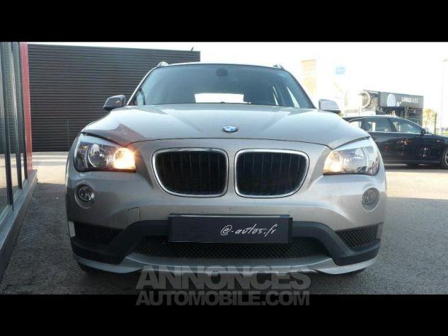 BMW X1 xDrive20d 184ch Lounge Plus Gris Occasion - 0