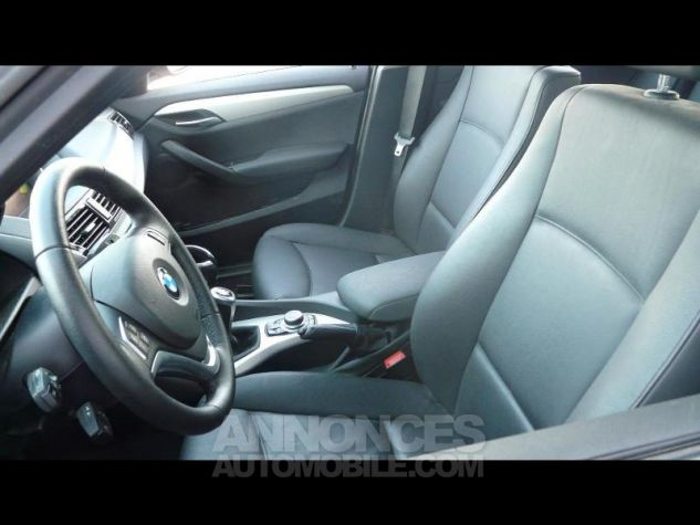 BMW X1 xDrive20d 184ch Lounge Plus Gris Occasion - 5