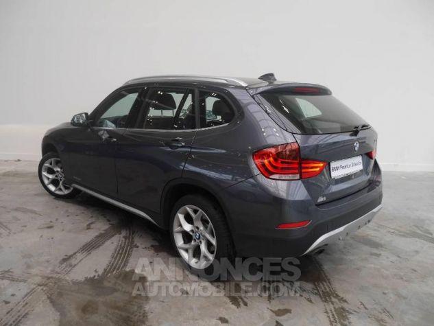 BMW X1 xDrive20dA 184ch xLine Mineralgrau Occasion - 2