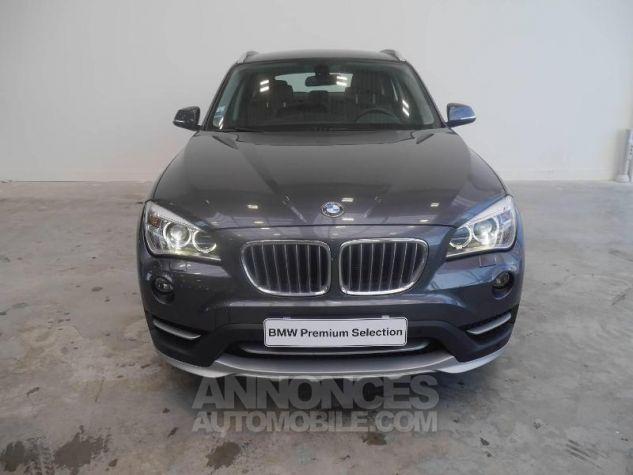 BMW X1 xDrive20dA 184ch xLine Mineralgrau Occasion - 11