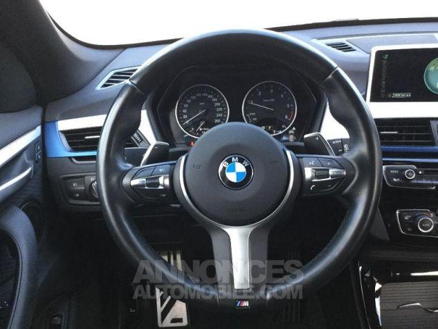 BMW X1 xDrive20dA 190ch M Sport GRIS F Occasion - 5