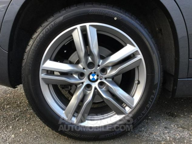 BMW X1 xDrive20dA 190ch M Sport GRIS F Occasion - 10