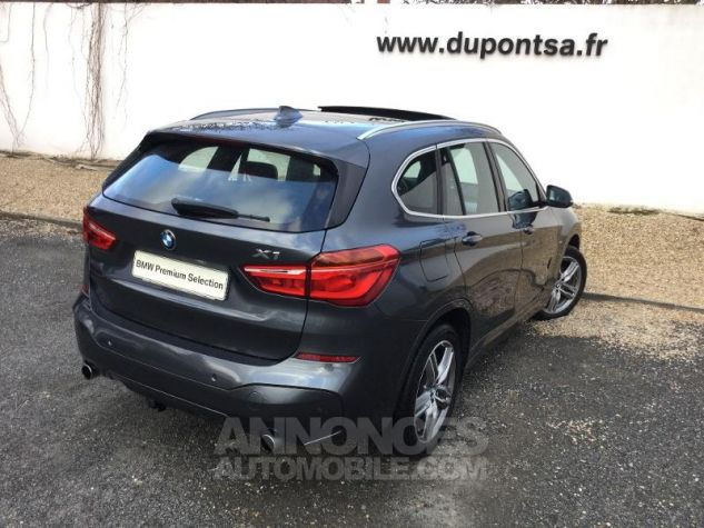 BMW X1 xDrive25dA 231ch M Sport GRIS Occasion - 1