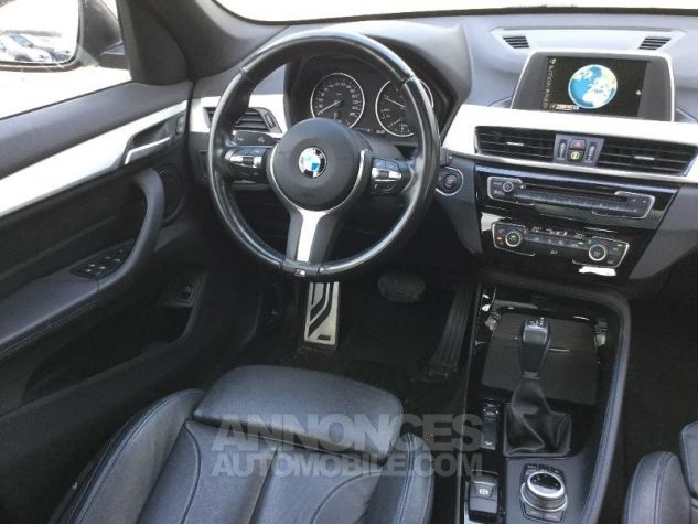 BMW X1 xDrive25dA 231ch M Sport GRIS Occasion - 4
