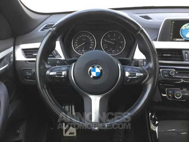 BMW X1 xDrive25dA 231ch M Sport GRIS Occasion - 5