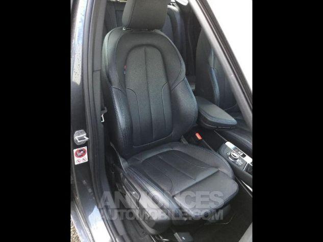 BMW X1 xDrive25dA 231ch M Sport GRIS Occasion - 6