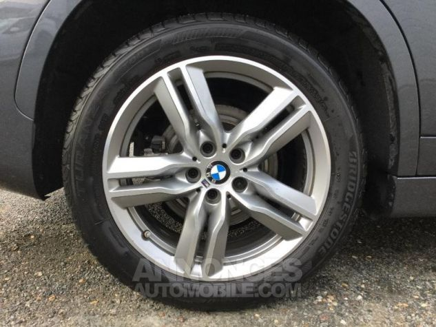 BMW X1 xDrive25dA 231ch M Sport GRIS Occasion - 10