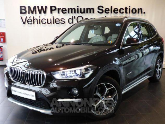 BMW X1 xDrive25dA 231ch xLine Sparklingbraun metallise Occasion - 0