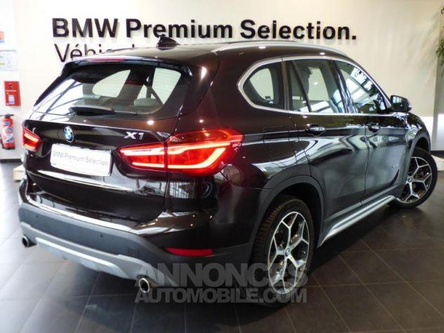 BMW X1 xDrive25dA 231ch xLine Sparklingbraun metallise Occasion - 1