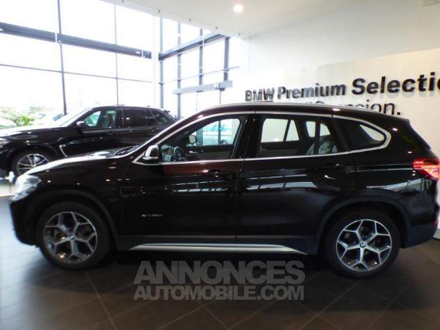 BMW X1 xDrive25dA 231ch xLine Sparklingbraun metallise Occasion - 3