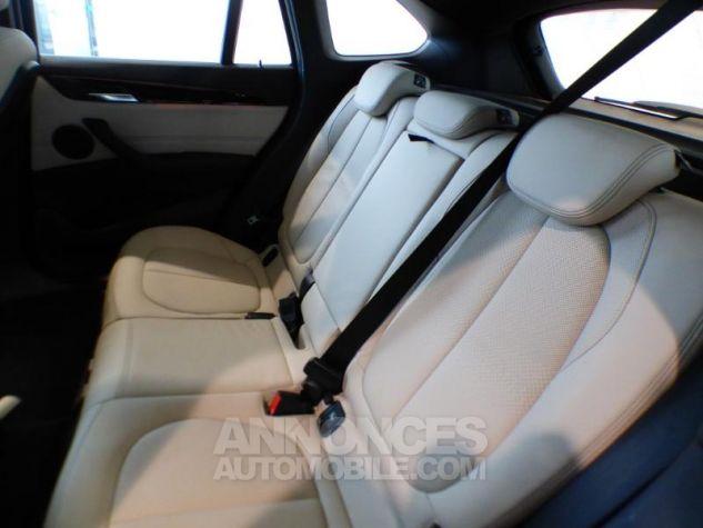 BMW X1 xDrive25dA 231ch xLine Sparklingbraun metallise Occasion - 4