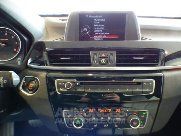 BMW X1 xDrive25dA 231ch xLine Sparklingbraun metallise Occasion - 18