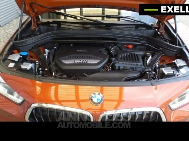 BMW X2 SDRIVE 18D PACK M SPORT BVA  ORANGE Occasion - 8