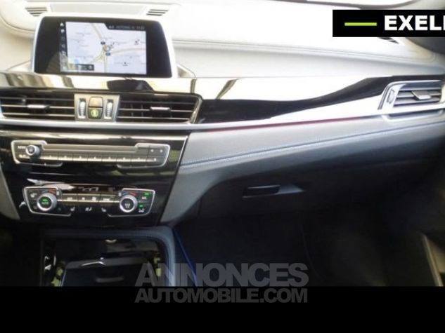 BMW X2 SDRIVE 18D PACK M SPORT BVA  ORANGE Occasion - 12