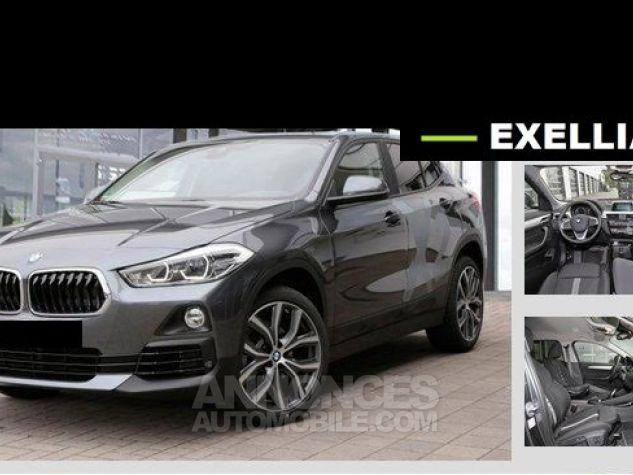 BMW X2 SDRIVE 18I ADVANTAGE PACK BVA  GRIS  Occasion - 0