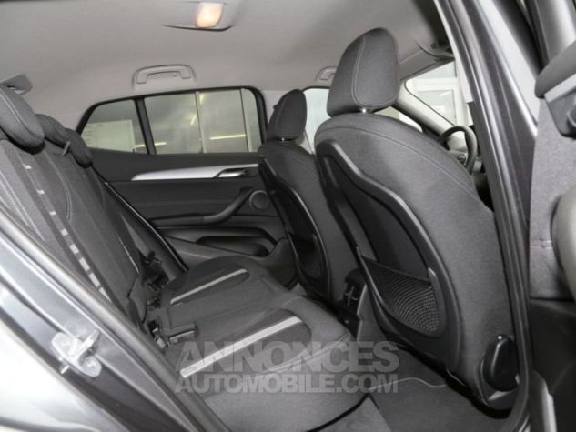 BMW X2 SDRIVE 18I ADVANTAGE PACK BVA  GRIS  Occasion - 4