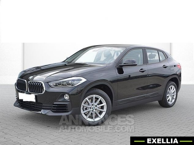 BMW X2 SDRIVE 18I EDITION PACK BVA  NOIR Occasion - 0