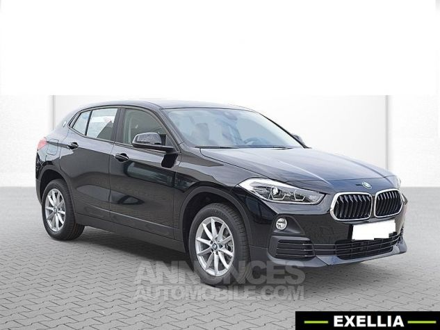 BMW X2 SDRIVE 18I EDITION PACK BVA  NOIR Occasion - 1