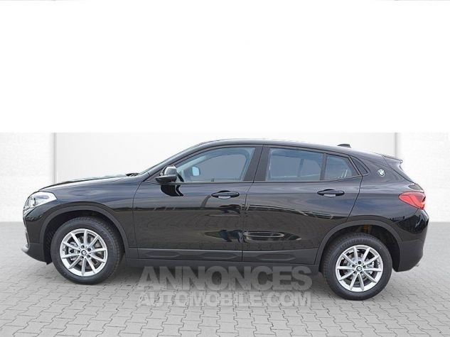 BMW X2 SDRIVE 18I EDITION PACK BVA  NOIR Occasion - 3