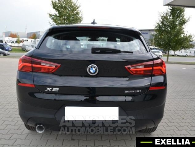 BMW X2 SDRIVE 18I EDITION PACK BVA  NOIR Occasion - 11