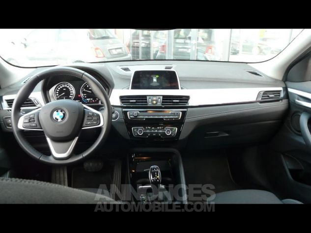 bmw x2 sdrive18da 150ch lounge noir m tal occasion. Black Bedroom Furniture Sets. Home Design Ideas