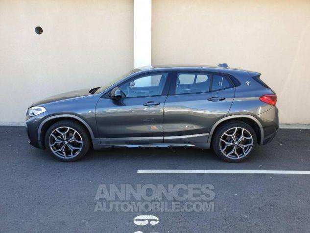 BMW X2 sDrive18dA 150ch M Sport X Mineralgrau Occasion - 2