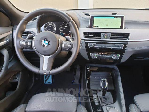 BMW X2 sDrive18dA 150ch M Sport X Mineralgrau Occasion - 4