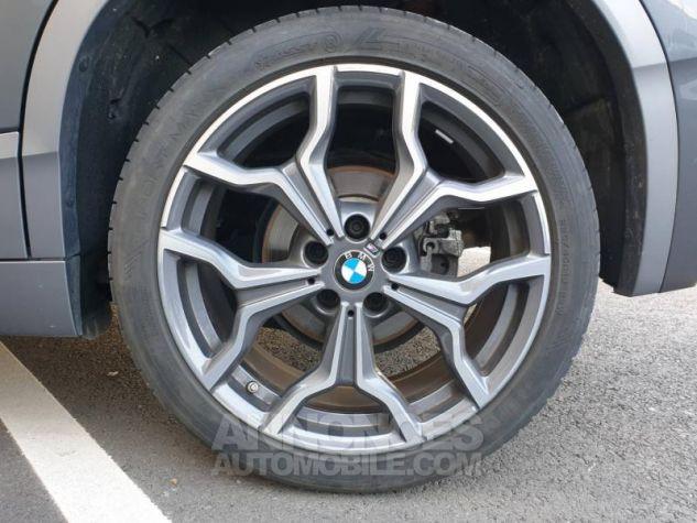 BMW X2 sDrive18dA 150ch M Sport X Mineralgrau Occasion - 8