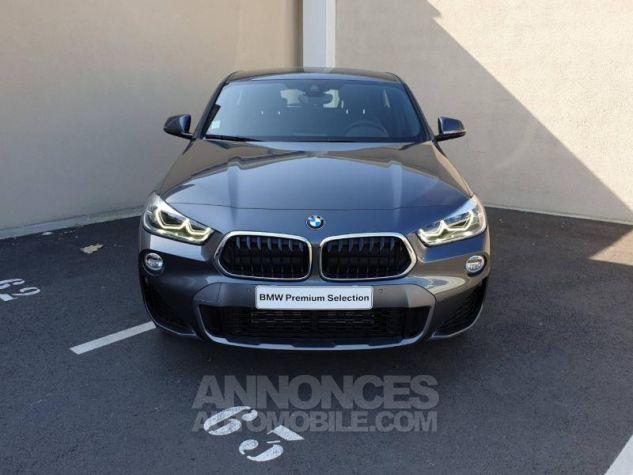 BMW X2 sDrive18dA 150ch M Sport X Mineralgrau Occasion - 12