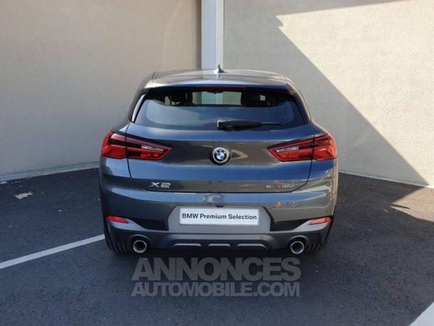BMW X2 sDrive18dA 150ch M Sport X Mineralgrau Occasion - 13