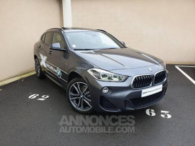 BMW X2 sDrive18i 140ch M Sport Euro6d-T Mineralgrau Occasion - 0