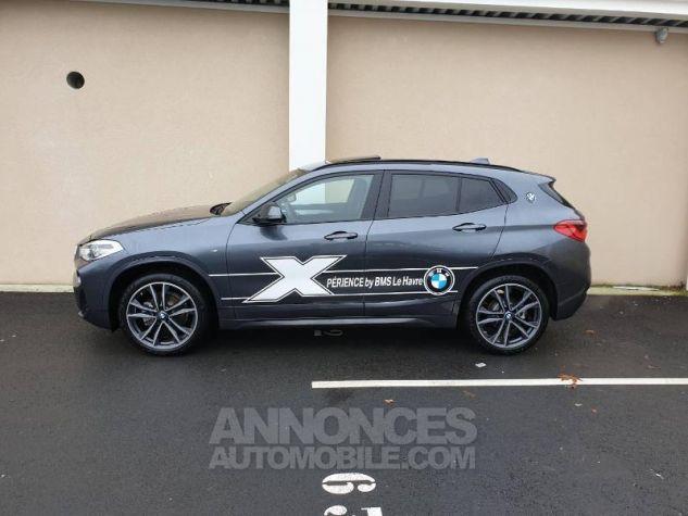 BMW X2 sDrive18i 140ch M Sport Euro6d-T Mineralgrau Occasion - 2