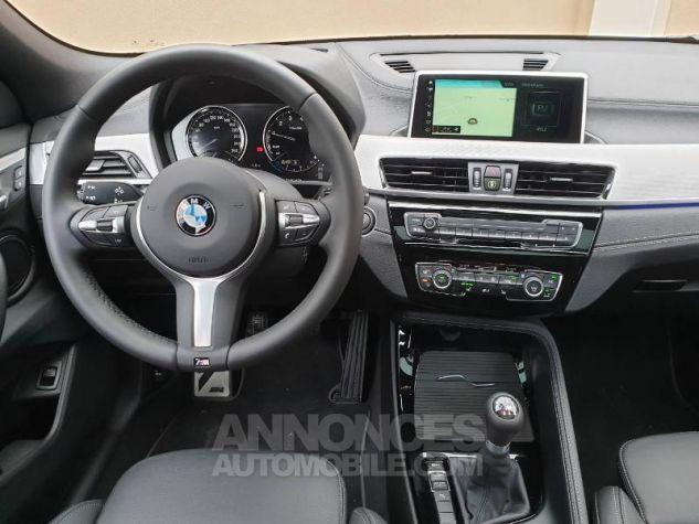 BMW X2 sDrive18i 140ch M Sport Euro6d-T Mineralgrau Occasion - 4