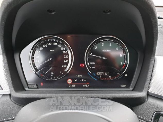 BMW X2 sDrive18i 140ch M Sport Euro6d-T Mineralgrau Occasion - 10