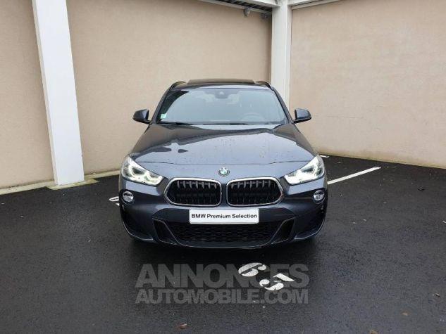 BMW X2 sDrive18i 140ch M Sport Euro6d-T Mineralgrau Occasion - 12