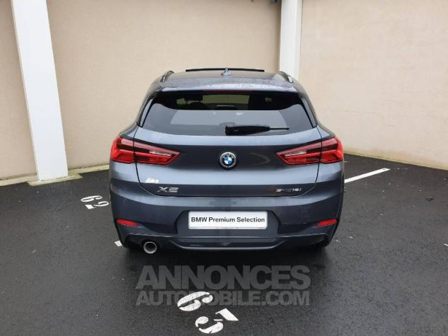 BMW X2 sDrive18i 140ch M Sport Euro6d-T Mineralgrau Occasion - 13