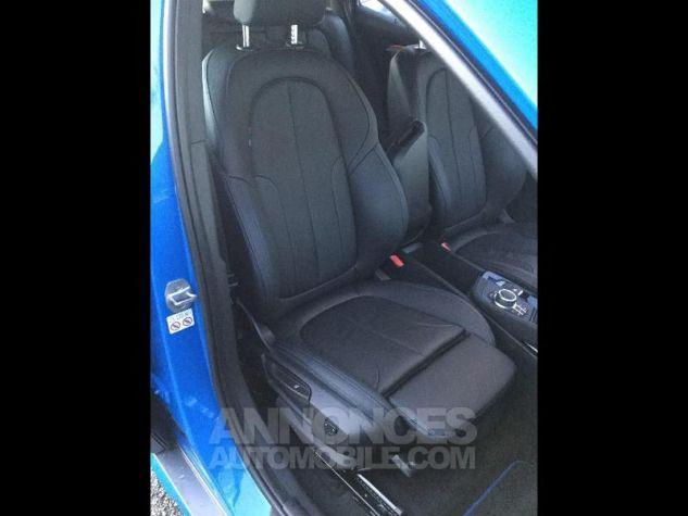 BMW X2 sDrive18iA 140ch M Sport X DKG7 Euro6d-T Misano Blau  metallise Occasion - 6