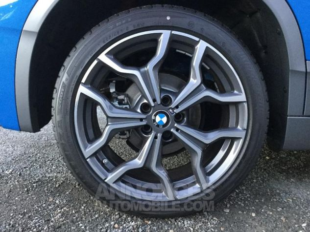 BMW X2 sDrive18iA 140ch M Sport X DKG7 Euro6d-T Misano Blau  metallise Occasion - 10