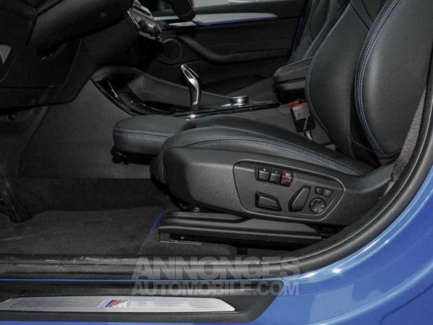 BMW X2 XDRIVE 20D PACK M SPORT BVA  BLEU Occasion - 10