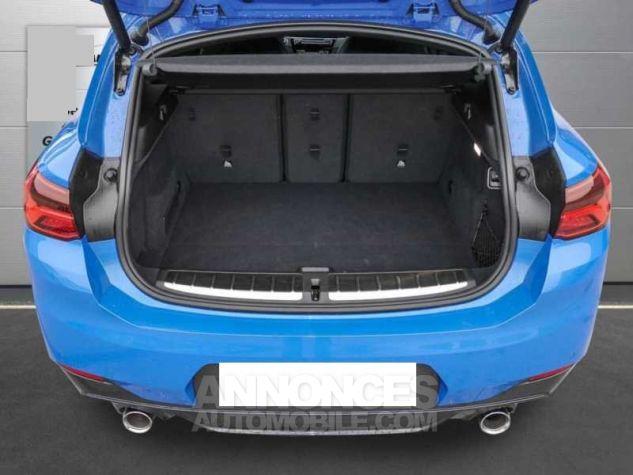 BMW X2 XDRIVE 20D PACK M SPORT BVA  BLEU Occasion - 11