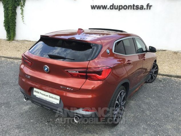 BMW X2 xDrive20dA 190ch M Sport X SUNSET ORANGE Occasion - 1