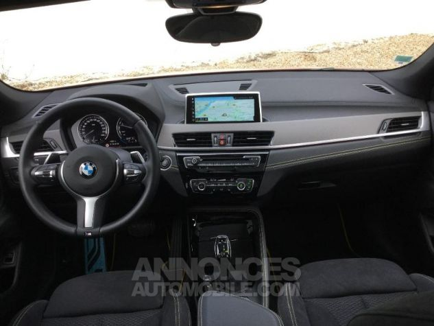 BMW X2 xDrive20dA 190ch M Sport X SUNSET ORANGE Occasion - 3