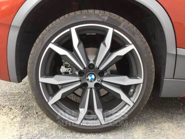 BMW X2 xDrive20dA 190ch M Sport X SUNSET ORANGE Occasion - 7