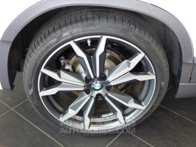 BMW X2 xDrive20dA 190ch M Sport X BLANC Occasion - 6