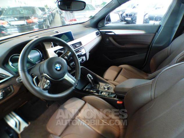 BMW X2 xDrive20dA 190ch M Sport X BLANC Occasion - 9