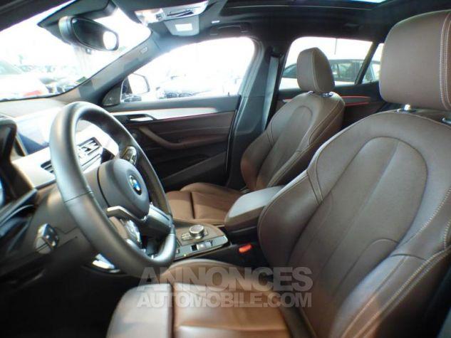 BMW X2 xDrive20dA 190ch M Sport X BLANC Occasion - 10
