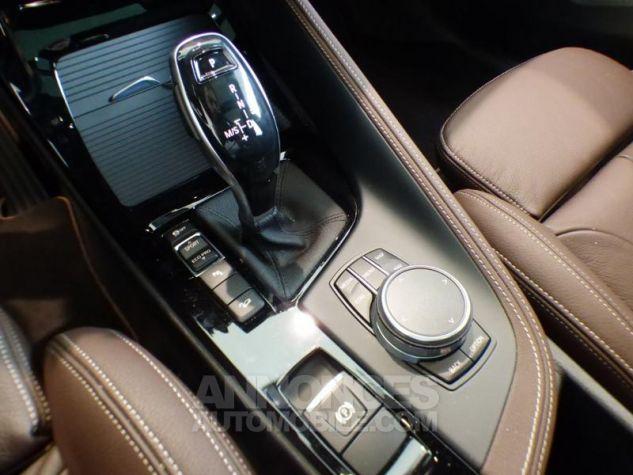 BMW X2 xDrive20dA 190ch M Sport X BLANC Occasion - 18