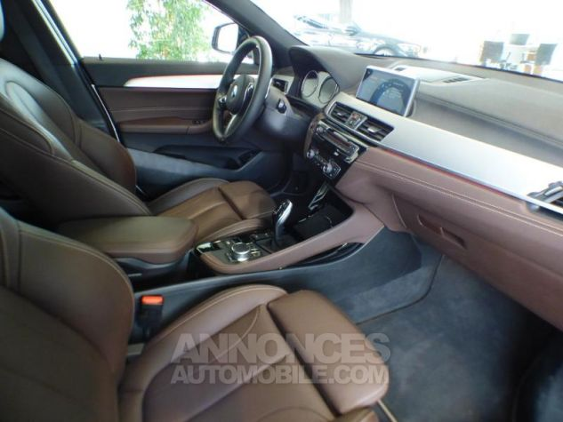 BMW X2 xDrive20dA 190ch M Sport X BLANC Occasion - 2