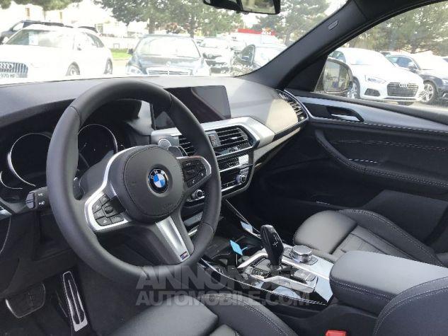 BMW X3 20D X-DRIVE M-SPORT BLANC Neuf - 5