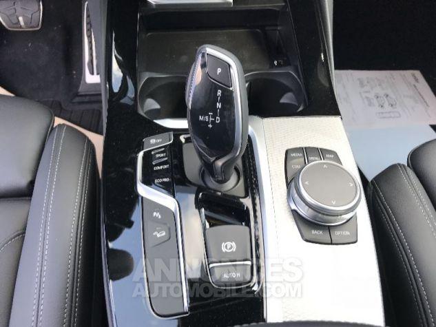BMW X3 20D X-DRIVE M-SPORT BLANC Neuf - 12